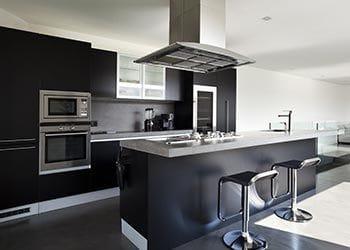 Colour Scheme Modern Theme Kitchen