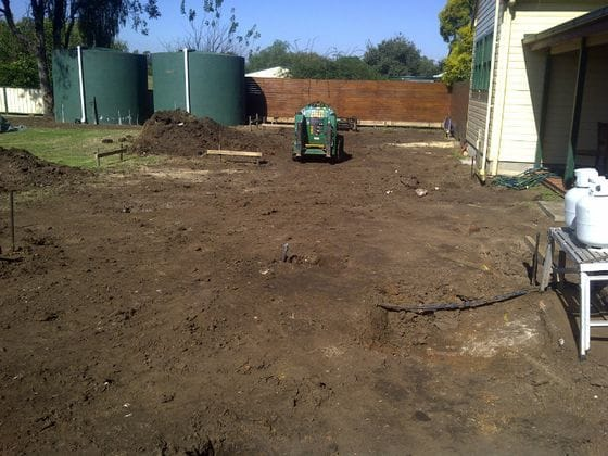 Denman Landscaping Stage 3