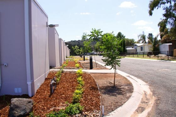 Muswellbrook Stay Over Commercial Landscaping