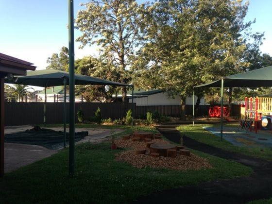 Muswellbrook Childcare Playground