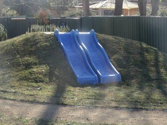 Murrurundi Preschool Playground.