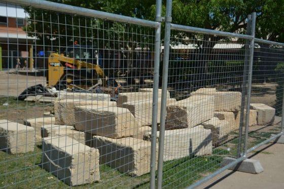Scone Grammar School Landscaping