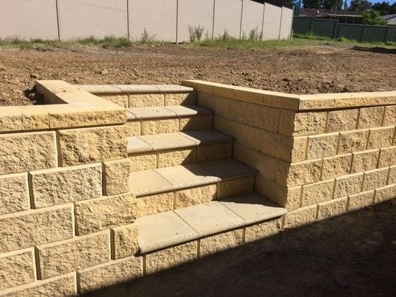 Outdoor steps and stairs