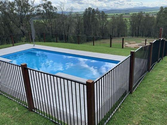 Singleton Pool Landscaping