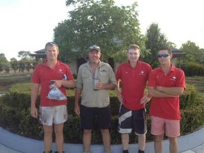 The Team at Hunter Fencing and Landscaping
