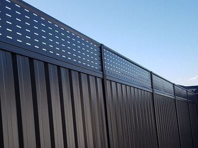 An example of our fencing services performed in Hunter Valley