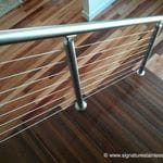 Internal - Wire Rope Balustrades