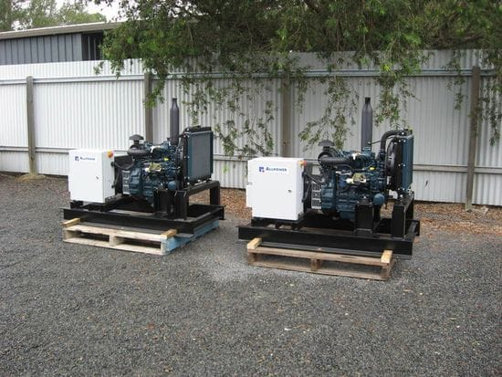 Bore Pump Generators