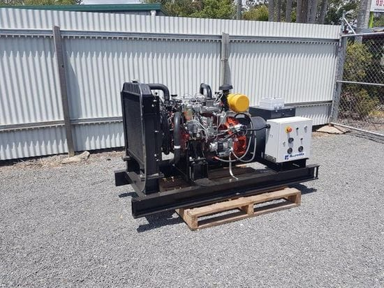 Prime Power Generator Sets