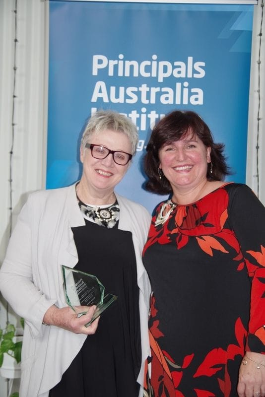 Eileen Young Receives John Laing Award!