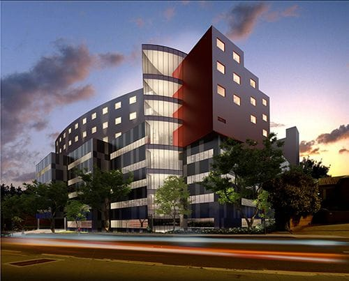 Wollongong Private Hospital Redevelopment