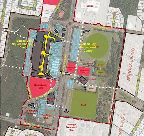 Lake Haven and Bateau Bay Town Centre Masterplans