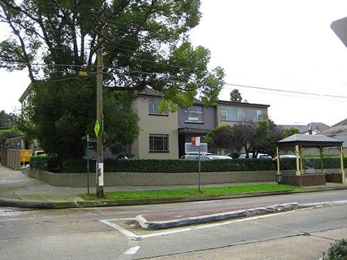 Metropolitan Rehab Hospital Extension