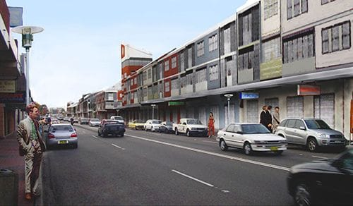 Ramsgate Commercial Centre, Rocky Point Road