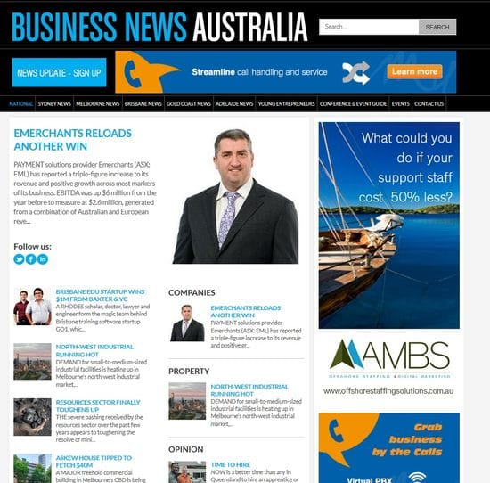 NEW WEBSITE TO UNEARTH BUSINESS ACROSS AUSTRALIA
