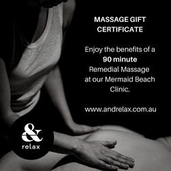 90 Minute Remedial Massage