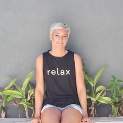 Ladies Tank &Relax - Mesh Back