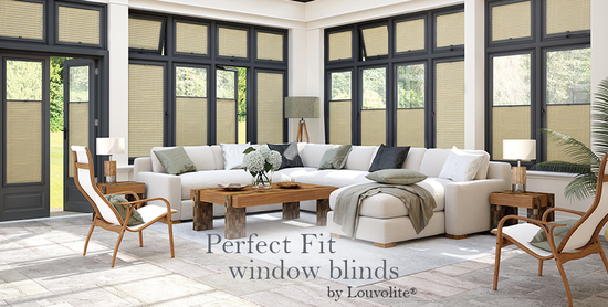 Introducing Perfect Fit Blinds