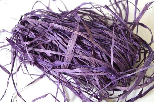 Purple | Raffia | 50g