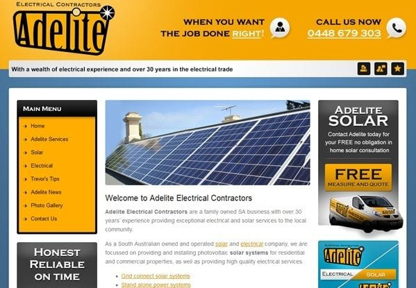New Adelite website launched!