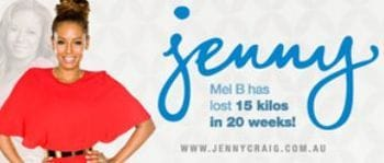 Case Study: Mel B - Weighty Issues For Your Personal Brand