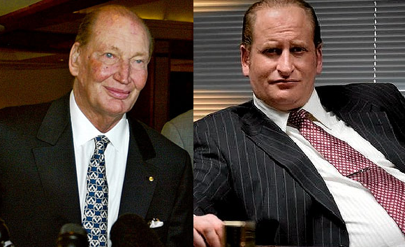 Howzat! Kerry Packer as an Iconic Australian