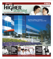 Higher learning cover dressing for success article