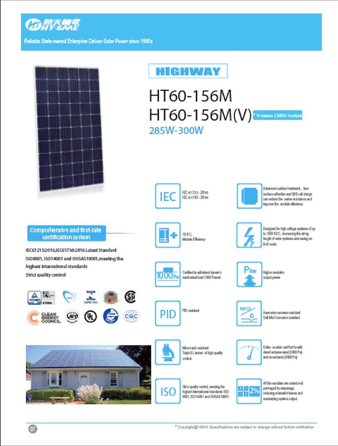 Solar Panel Brochures Brisbane and Gold Coast