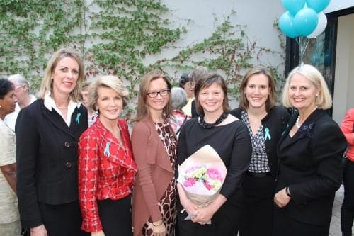 2013 Ovarian Cancer Australia Afternoon Teal Appeal Launch