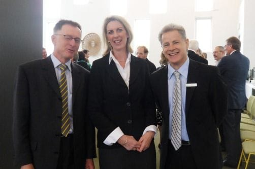 Albert Park College Official Opening