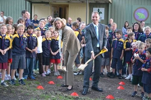 9th Caulfield Receives Government Grant To Upgrade Scout Hall