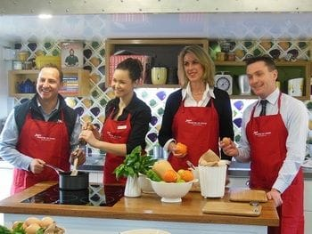 Jamie's Ministry of Food Kitchen (1.07.2013)