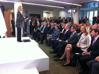 Olivia Newton John Cancer Wellness Centre Opening (20.9.2013)