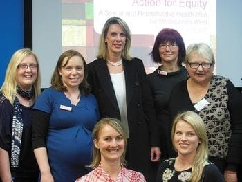 Sexual and Reproductive Health Plan for Melbourne's West (2.10.2013)