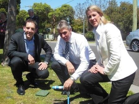Living Victoria Fund grant to City of Monash for street tree watering trial