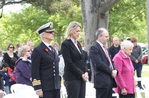 Remembrance Day in Oakleigh