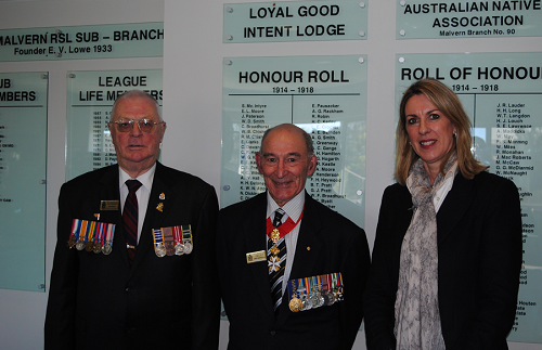 The ANZAC Centenary