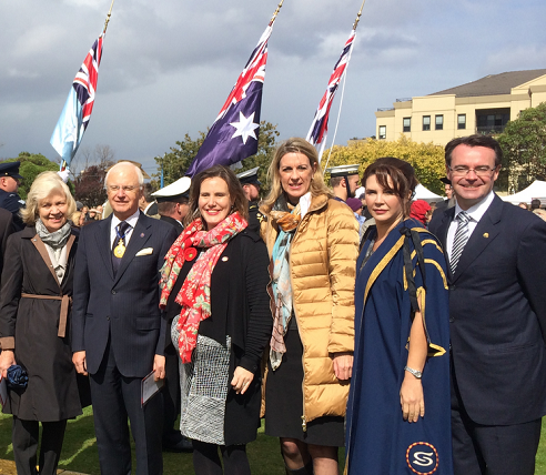ANZAC commemorations in Stonnington