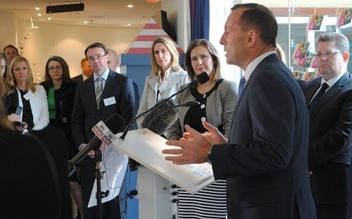 $4 million for Very Special Kids - thanks to PM Tony Abbott