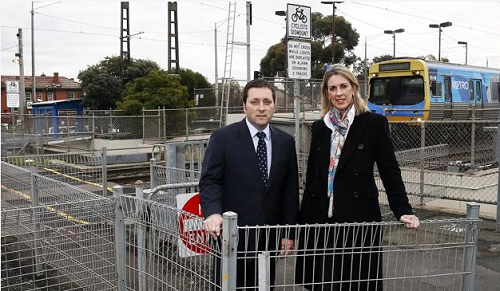 North Road level crossing works should have started!