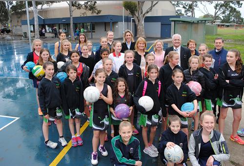 Fix gender imbalance in community sport