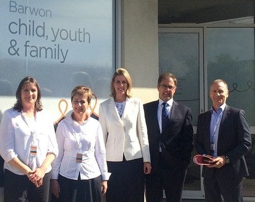 Improving community services for children, young people and families in Geelong