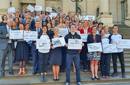 Parliamentarians Against Family Violence