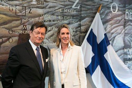Celebrating Finnish Independence Day