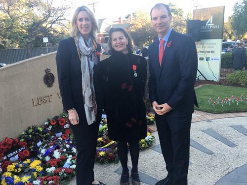 ANZAC Day at Caulfield RSL