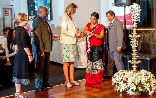 Sri Lanka Women's Group meeting