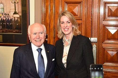 Insights from former Prime Minister John Howard