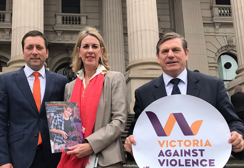 Victoria Against Violence