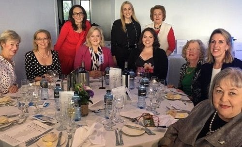Mother's Day lunch with St Kilda Mums