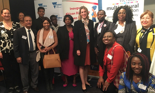 Inaugural African Diaspora Women Summit in Melbourne